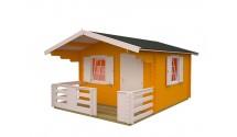 Drewniany domek letniskowy Nicole 1