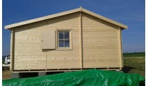 Domek drewniany Lara 3
