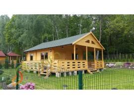 Domek drewniany Cindy1