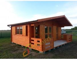 Domek drewniany Jen 1