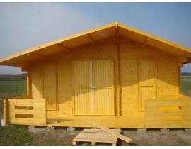 Domek drewniany Jen 2