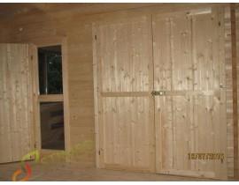Domek drewniany Liana 4
