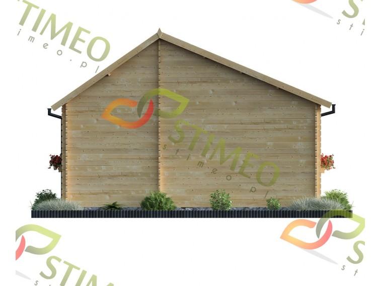 Domek ogrodowy Renzo