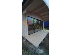 Domek metalowy Premium Kaia