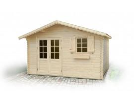 Domek drewniany Adelia