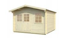 Domek drewniany Basil