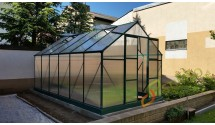 Szklarnia ogrodowa A1 Premium