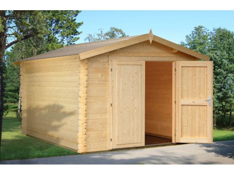 Domek drewniany narzędziowy Bud