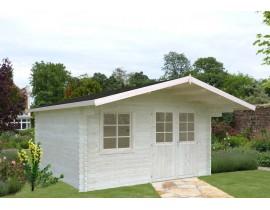 Domek ogrodowy Cindy1