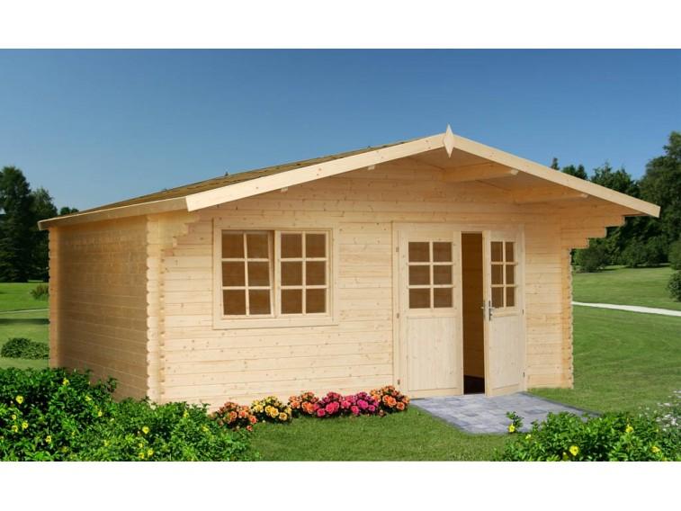 Domek drewniany Cindy 2