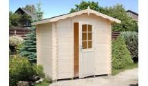 Mały domek z drewna  Zeina