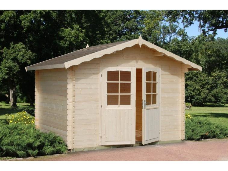 Mały domek gospodarczy Elsa