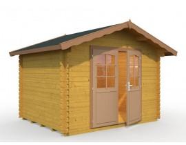 Domek drewniany Nicole 3