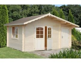 Domek drewniany narzędziowy Elvis