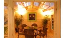 Ogrodowy domek drewniany Nicole 5