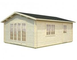 Domek drewniany działkowy Stella 1