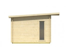Domek gospodarczy drewniany Tina