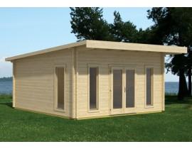 Domek drewniany na działkę David 2