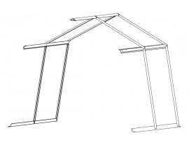 Szklarnia – przedłużenie szklarni Greeneco