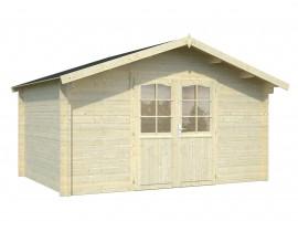 Domek drewniany narzędziowy  Rea 4