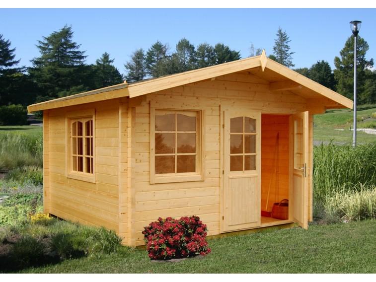 Domek ogrodowy Carla 1