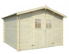 Nieduży domek drewniany Cecily