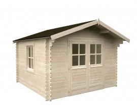 Domek z drewna Lisa 1