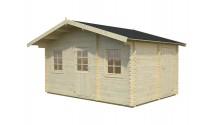 Domek drewniany Megan