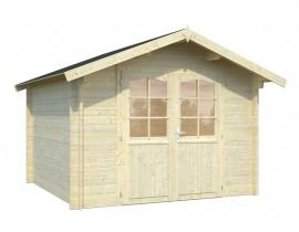 Domek drewniany narzędziowy  Rea 1