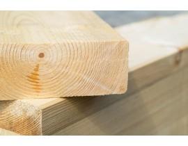 Drewno konstrukcyjne C14 45x95 Legar