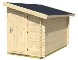 Przybudówka do domku ogrodowego 160x200cm