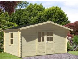 Domek drewniany Lisa 3.38