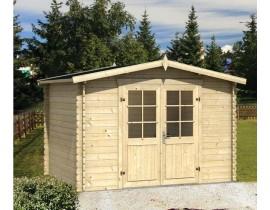 Nieduży domek drewniany Nolan 1 ver.2