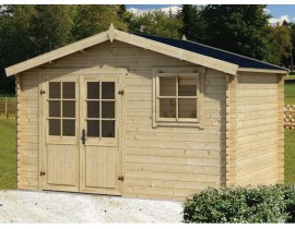 Mały domek drewniany Nolan 3 Ver.2
