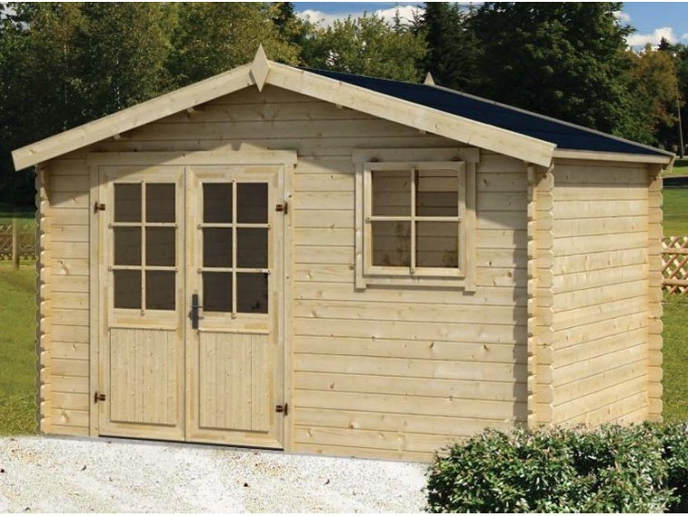 Mały domek drewniany Nolan 3