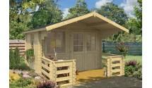 Domek ogrodowy z tarasem Delicja 2