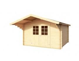 Domek drewniany Bessie 1