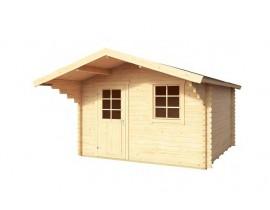 Domek z drewna Bessie 2