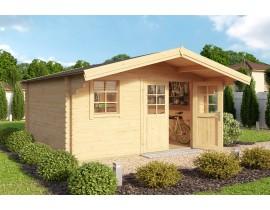 Domek do ogrodu z drewna Debra 2