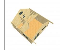 Domek wg indywidualnego projektu - projekt produkcyjny