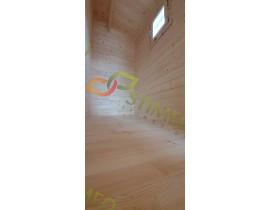 Kotwy do domków drewnianych i metalowych 4 szt.