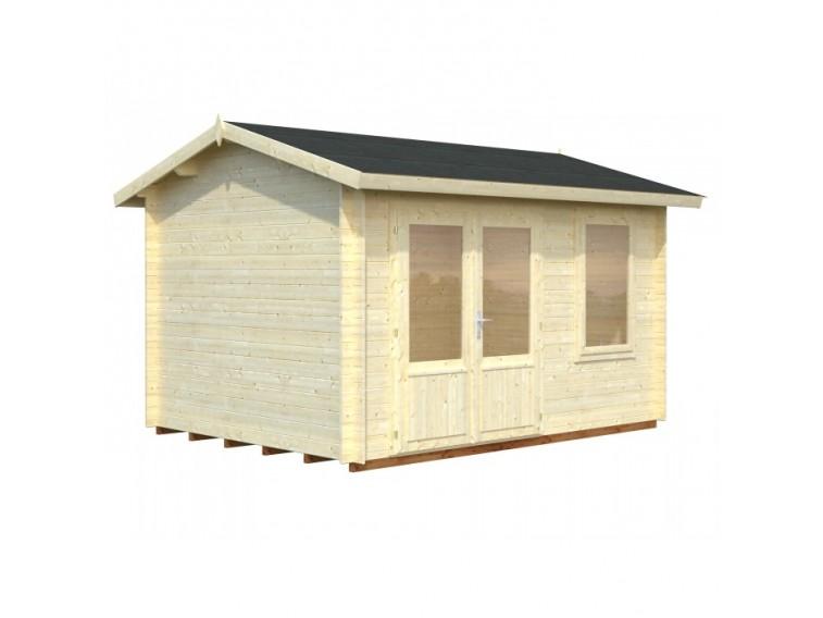 Drewniany domek do ogrodu Jen 2