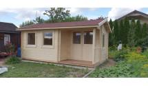 Domek z drewna rekreacyjny Deon 1