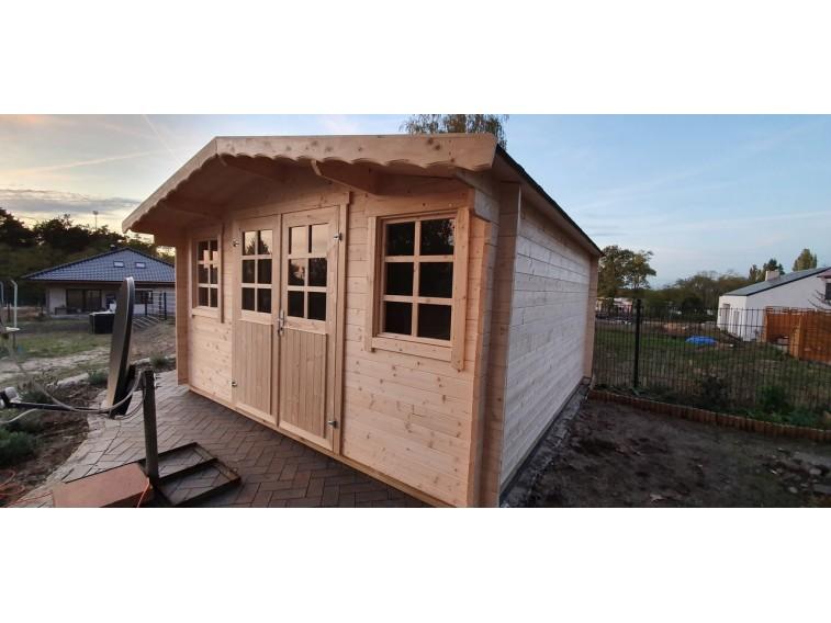 Domek drewniany Roben 5