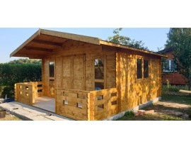 Domek letniskowy drewniany Adelia