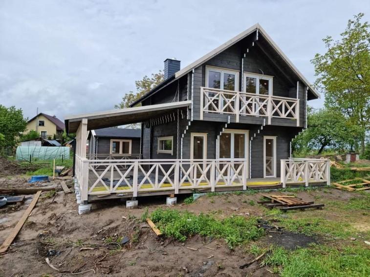 Domek drewniany Artur II