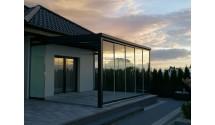 Ogród zimowy Modern 400x706 PRO