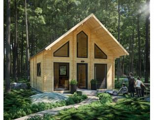 Domek drewniany Wenus