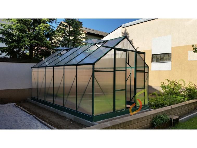 Szklarnia ogrodowa A2 Premium