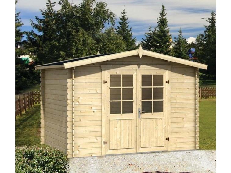 Nieduży domek drewniany Nolan 1